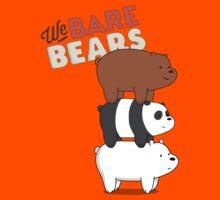 We Bare Bears - Cartoon Network Kids Tee
