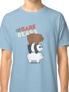 We Bare Bears - Cartoon Network Classic T-Shirt