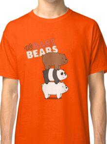 We Bare Bears - Cartoon Network Classic T-Shirt