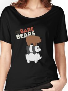 We Bare Bears - Cartoon Network Women's Relaxed Fit T-Shirt