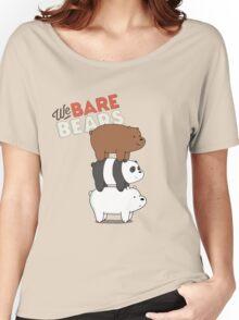 We Bare Bears - Cartoon Network Women's Relaxed Fit T-Shirt