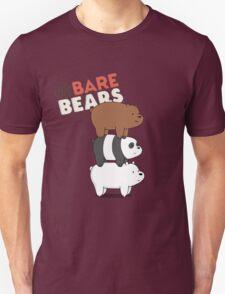 We Bare Bears - Cartoon Network Unisex T-Shirt
