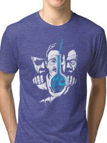 The Devil on his Shoulder Tri-blend T-Shirt