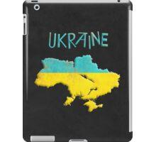 Ukraine Vintage Map iPad Case/Skin