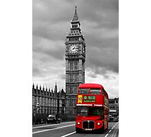 Big Ben, London Photographic Print