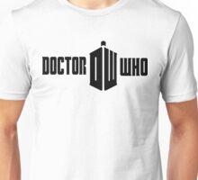 Doctor Who Logo Unisex T-Shirt