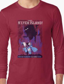 Visit R'lyeh Island Long Sleeve T-Shirt
