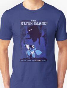 Visit R'lyeh Island Unisex T-Shirt