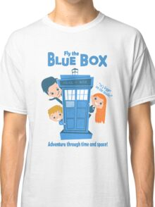 Fly the Blue Box! Classic T-Shirt