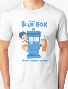 Fly the Blue Box! T-Shirt