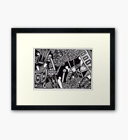 11. Framed Print