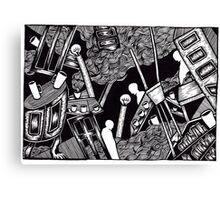 11. Canvas Print