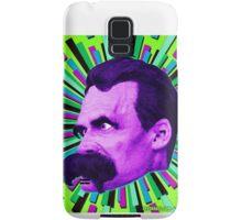 Nietzsche Burst 6 - by Rev. Shakes Samsung Galaxy Case/Skin