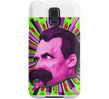 Nietzsche Burst 7 - by Rev. Shakes Samsung Galaxy Case/Skin