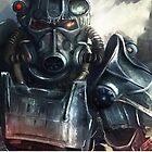 Fallout 4 Power armor wallpaper by dalla1re