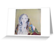 Cold Comfort Greeting Card