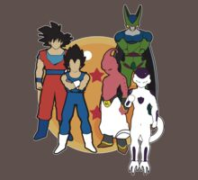 DBZ. Dragon ball. Fanart.  by Faramiro