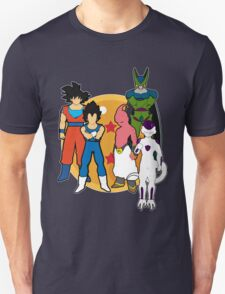 DBZ. Dragon ball. Fanart.  T-Shirt