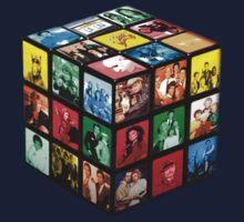 Rubik TV One Piece - Long Sleeve