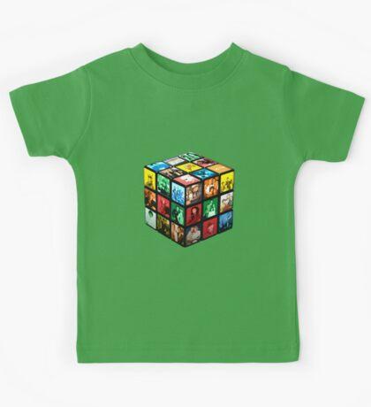 Rubik TV Kids Tee