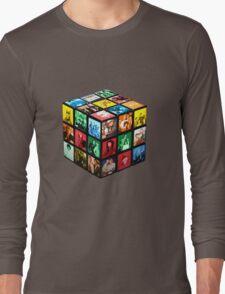 Rubik TV Long Sleeve T-Shirt