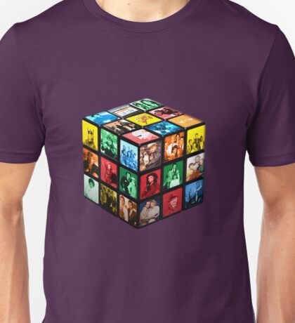 Rubik TV Unisex T-Shirt