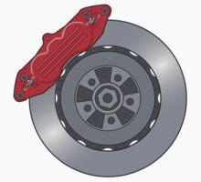 Disc Brake Design - Plain by TERRAOperative