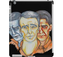 Twisted Barbershop iPad Case/Skin