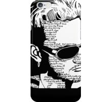 Layne Staley 'Would?' phone case iPhone Case/Skin