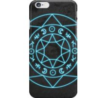 Fortune Circle iPhone Case/Skin