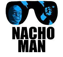 Nacho Man, Nacho Libre by Steve Credo