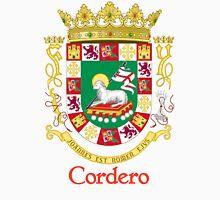 Cordero Shield of Puerto Rico Unisex T-Shirt