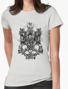 Throne of Blood! Womens Fitted T-Shirt