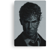 True Detective art Canvas Print