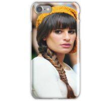 Lea Michele/ Rachel Berry phone case iPhone Case/Skin