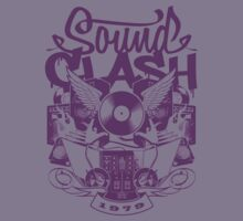 Sound Clash 1979 Kids Tee