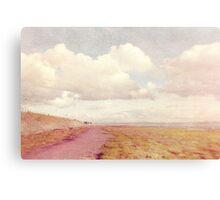 Lensbaby Seaside  Canvas Print