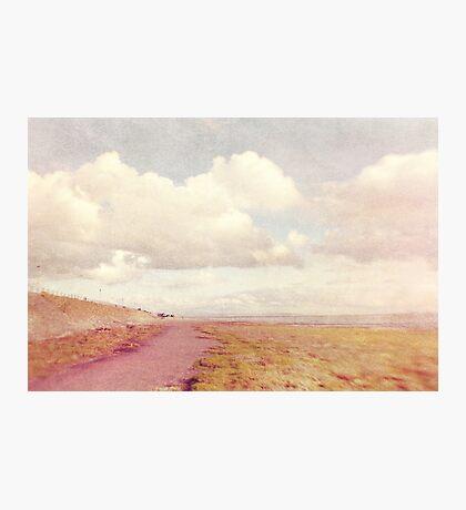 Lensbaby Seaside  Photographic Print