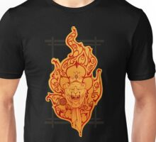 2016 - Year of the Fire Monkey Unisex T-Shirt