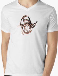 ARTDECODESIGN Mens V-Neck T-Shirt