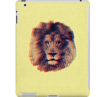 Power of the Lion iPad Case/Skin