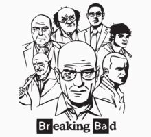 Breaking Bad by Barster