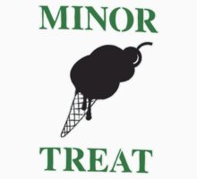 Minor Treat Kids Tee