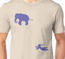 Elephant Kite Unisex T-Shirt