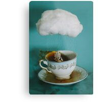 storm in a teacup no.3 Metal Print