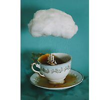 storm in a teacup no.3 Photographic Print
