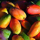 Mango season by Antionette
