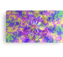 Clouds of the Nebula Canvas Print