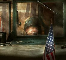 Army - Semper Fi by Mike  Savad
