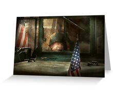 Army - Semper Fi Greeting Card